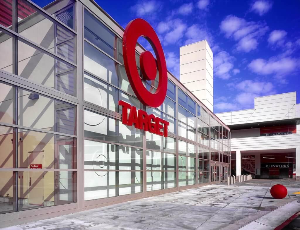 Target Exterior Photography