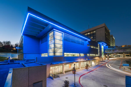 Methodist Hospital Omaha - Architectural Healthcare Photography