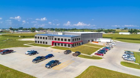 Sullivan Supply, Omaha NE - Architectural Aerial Photography