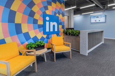 LinkedIn Offices, Omaha NE